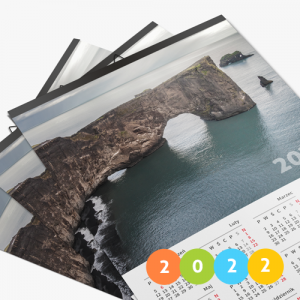 kalendarze listwowane 2022